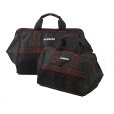 WORKPRO 2pc Tool Bag Combo