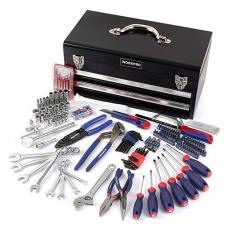 WORKPRO 160pc Mechanic Tool Kit