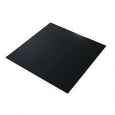 Black Gloss Acrylic Self-Adhesive Panels, Pack of 3 | 300mm x 300mm