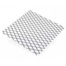 Aluminium Grill 10 x 5.5mm Aperture | 500mm x 250mm x 0.8mm