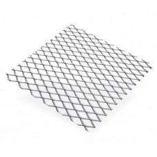 Aluminium Grill 10 x 5.5mm Aperture | 500mm x 500mm x 0.8mm