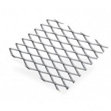 Aluminium Grill 16 x 8mm Aperture | 500mm x 250mm x 0.8mm
