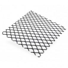 Mild Steel Grill 10 x 5.5mm Aperture | 500mm x 250mm x 0.8mm