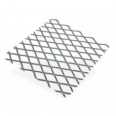 Mild Steel Grill 16 x 8mm Aperture | 500mm x 250mm x 0.8mm