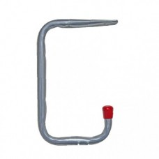 Large Single Ceiling and Wall Mountable Hook
