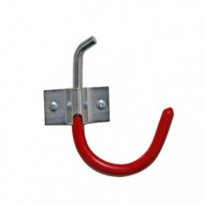 Folding Plastic Coated Curved Steel Hook