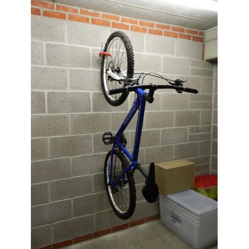 Heavy Duty Wall And Ceiling Mountable Bike Storage Hook