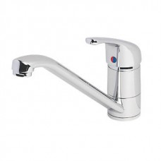 Single Lever Mono Mixer Kitchen Tap Chrome