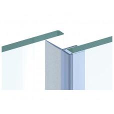 Perpendicular Lip Shower Sealing Strip