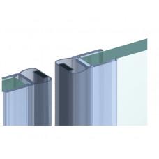 90° Magnetic Sealing Strip For Shower Enclosures