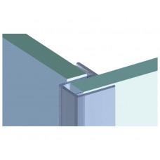 L Shaped Sealing Strip for Shower Enclosures
