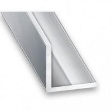 Anodised Aluminium Equal Angle (Polished) | 30mm x 1.5mm x 1m