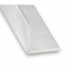 Anodised Aluminium Equal Angle | 25mm x 1.5mm x 2m