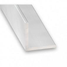 Anodised Aluminium Equal Angle | 15mm x 1.5mm x 1m