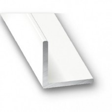 Lacquered Aluminium Equal Angle | 20mm x 1.5mm x 1m