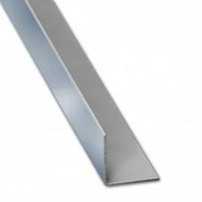 PVC Equal Angle Blue/Grey | 20mm x 1mm x 2m