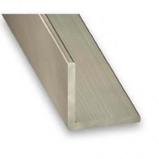 Stainless Steel 304L Grade Equal Angle Corner Trim | 20mm x 1mm x 1m