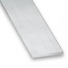 Raw Aluminium Flat Bar | 35mm x 2mm x 2m