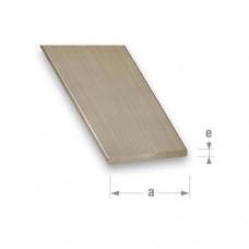 Stainless Steel 304L Grade Flat Bar | 25mm x 3mm x 1m