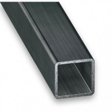 Cold Pressed Steel Square Tube | 16mm x 1mm x 1m