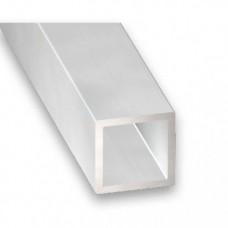 Raw Aluminium Square Tube | 6mm x 6mm x 1m