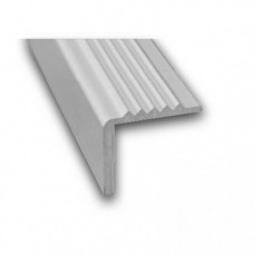 Anodised Aluminium Stair Nosing | 20mm x 17.5mm x 1m