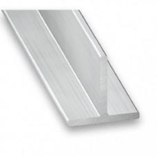 Raw Aluminium T Section | 20mm x 20mm x 2m