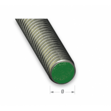M5 Stainless Steel Threaded Rod Steel Studding   5mm x 1m