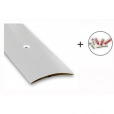 Anodised Aluminium Flooring/Carpet Threshold Strip | 38mm x 930mm
