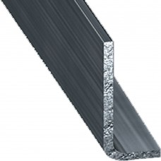 Cold Pressed Steel Unequal Angle   20mm x 15mm x 1m