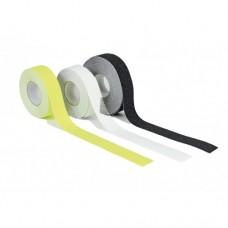 Fluorescent Yellow Anti-Slip Adhesive Safety Grip Tape | 25mm x 5m
