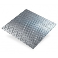Rice Grain Aluminium Plate | 1m x 500mm x 1mm