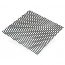 Square Perforated Mild Steel 5.5 x 5.5mm | 1m x 500mm x 1mm