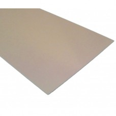 Copper Brush Anodised Aluminium Sheet | 1m x 500mm x 0.5mm
