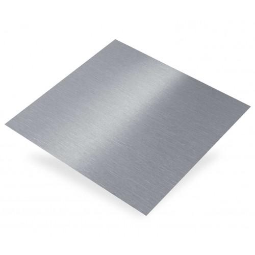 Shiny And Smooth Aluminium Sheet 500mm X 500mm X 0 5mm