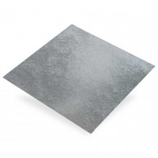 Galvanised Steel Sheet | 500mm x 500mm x 1mm