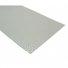 Hammered Pattern Anodised Aluminium | 1m x 500mm x 0.8mm