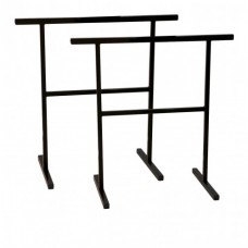 Solid/Fixed 100kg Builders Trestles 745 x 740 mm (Pair)