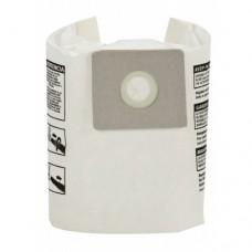 Shop Vac Vacuum/Dust Bags, AllAround 8L/Micro 10L (5 Pack) - 90668